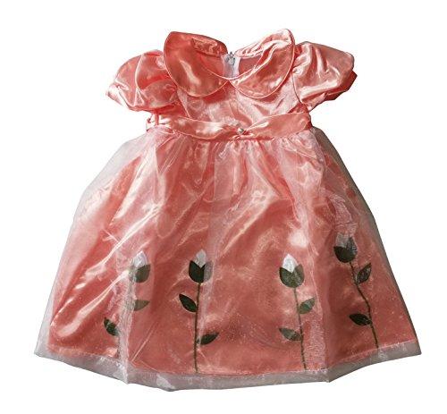 Seruna Tauf-Kleid L16 Gr. 68/74 Baby-Kleider für Mädchen zur Taufe u. Hochzeit Geschenk-e für Babies