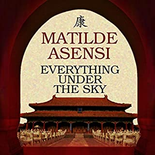 Everything Under the Sky audiobook cover art