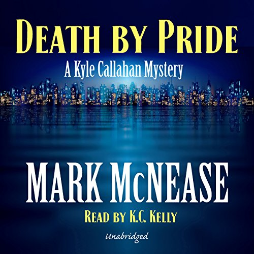 Death by Pride audiobook cover art