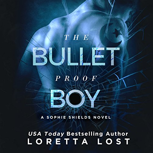 The Bulletproof Boy audiobook cover art