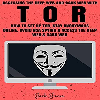 Accessing the Deep Web & Dark Web with Tor cover art