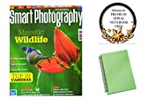 Smart Photography English Magazine Monthly Issue November 2019 With Ahooza Premium Spiral Notebook