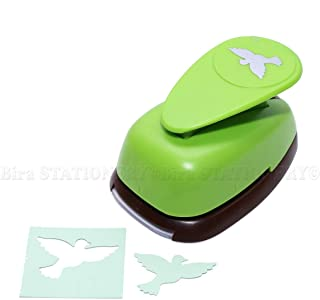 large dove paper punch