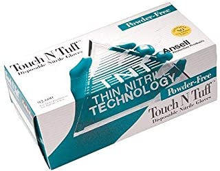 Ansell Touch N Tuff (92-600) Box of 100 (L 8.5 - 9) by Ansell