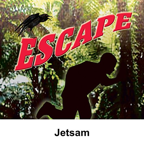 Escape: Jetsam audiobook cover art