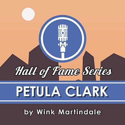 Petula Clark audiobook cover art