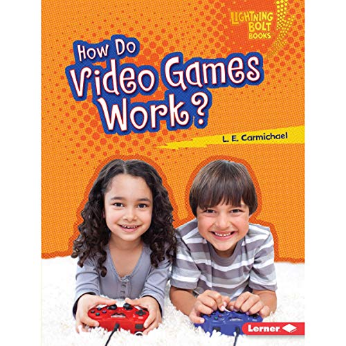 How Do Video Games Work? audiobook cover art