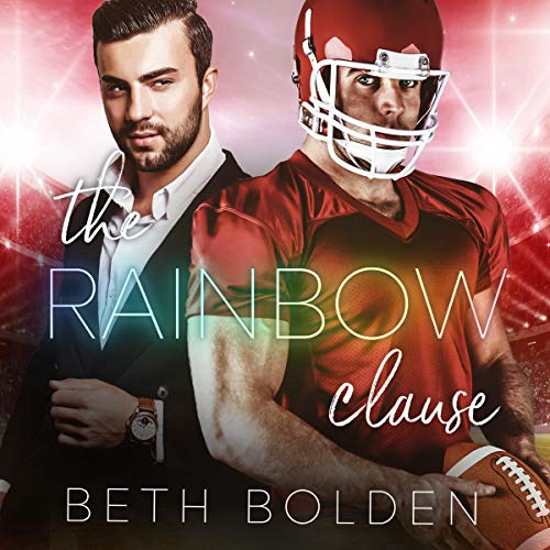 The Rainbow Clause audiobook cover art
