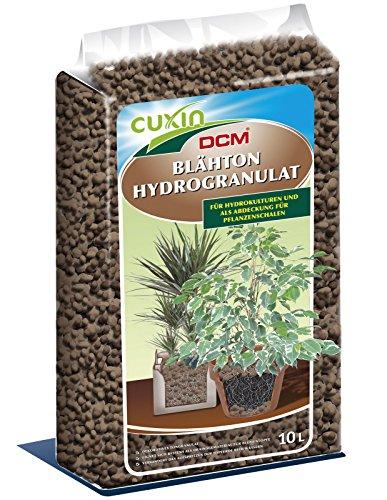 CUXIN DCM Blähton Hydrogranulat 8-16 mm 40 l