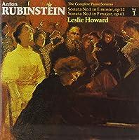 Runinstein: Piano Sonatas 1 &