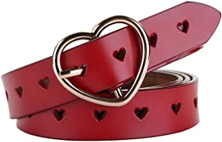 red heart belt