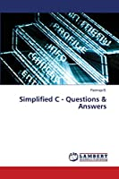 Simplified C - Questions & Answers