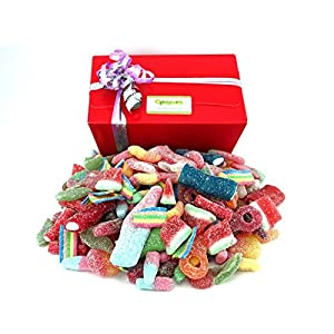 fizzy sweets selection gift box free uk delivery. 1 kilo of quality sour and fizzy sweets packed to order! Fizzy Sweets Selection Gift Box Free UK DELIVERY. 1 Kilo of Quality Sour and Fizzy Sweets Packed to Order! 51IKoc0ri4L