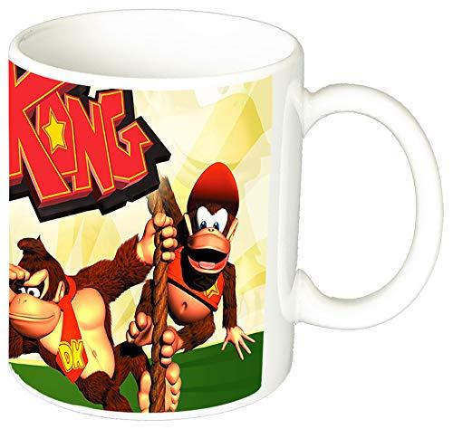 MasTazas Donkey Kong B Tasse Mug