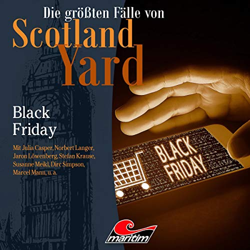 Couverture de Black Friday