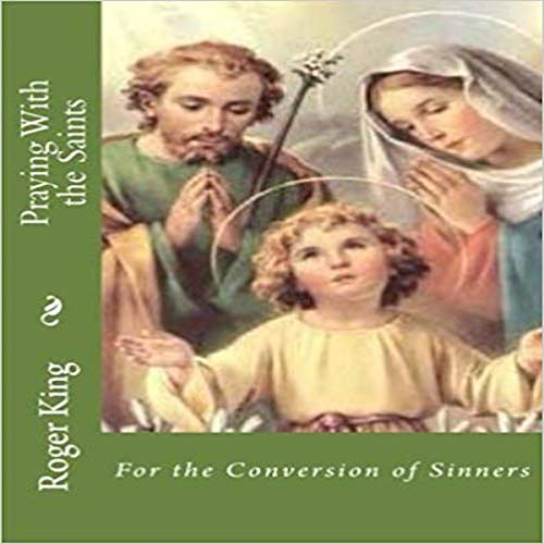Praying with the Saints audiobook cover art