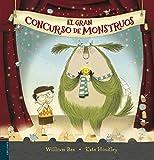 El gran concurso de monstruos (Álbumes ilustrados)