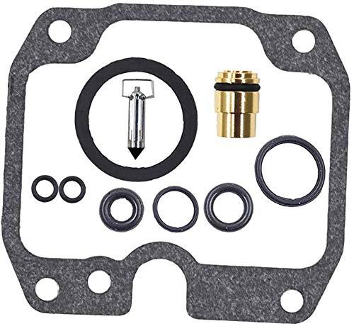 UGUTER Kit de carburador Kit De Reconstrucción De Reparación De Carburador En Carbohidratos 18-9331 FIT FOR para Yamaha TTR125 TTR125L 2000-2007 K & L Kit de reconstrucción de carburador