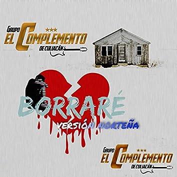 Borraré (Versión Norteña)