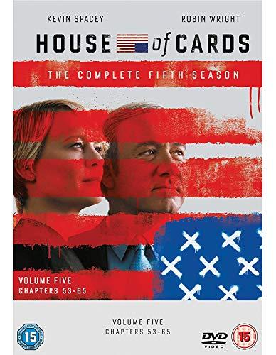 House of Cards - Season 5 [DVD] [2017]
