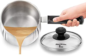 Hawkins Tpan Stainless Steel saucepan Tea Pan, Small, Silver