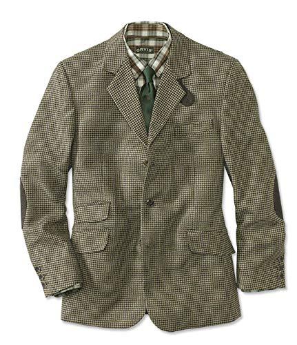 Buy Discount Orvis Tweed Field Sports Jacket, Large