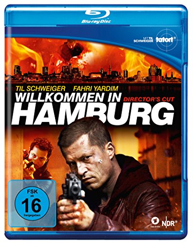 Willkommen in Hamburg (Director's Cut) [Blu-ray]