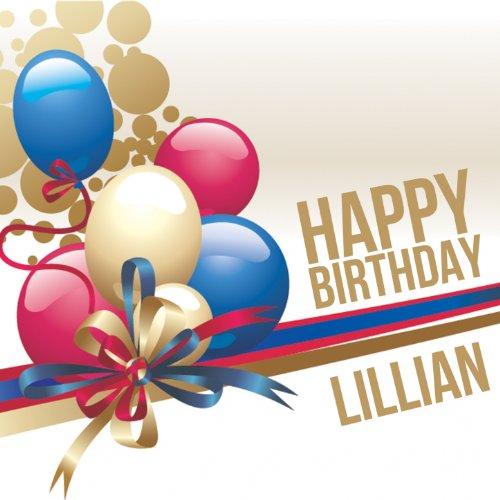 Happy Birthday Lillian