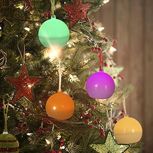 9 Paquetes de Luces LED de Cadena de Chris, árbol de Navidad,...