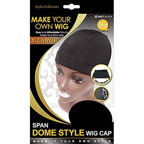 X-Large Span Dome Baltimore Mall Style Cap Wig #5027 OFFicial shop