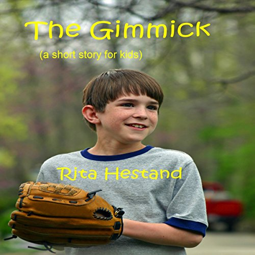 The Gimmick audiobook cover art