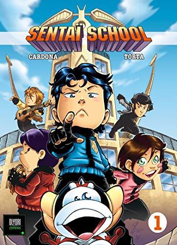 Sentaï School T01