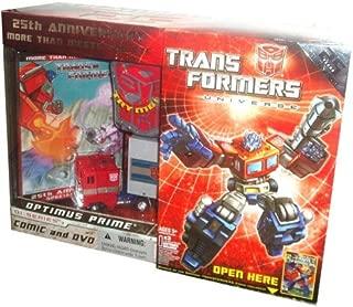 Best transformers 25th anniversary optimus prime Reviews