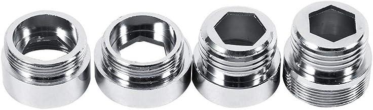 1 st 22 mm 24 mm G1/2 filter vattenrenare adapter kök kran tillbehör vattenrenare tillbehör (4 storlekar) (24 mm till 15 mm)