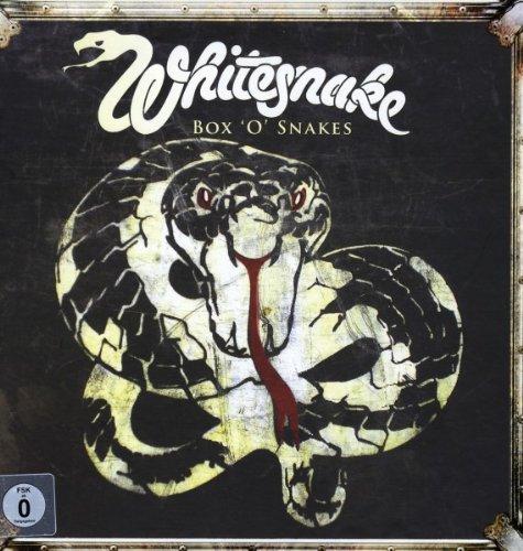 Whitesnake: Box 'O' Snakes: The Sunburst Years 1978-1982 (Audio CD (Limited Edition))