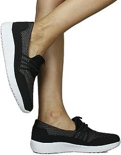 King Paolo 9059 008 Kadın Siyah Spor Ayakkabı