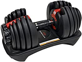 Bowflex SelectTech Adjustable Weights and Dumbbells