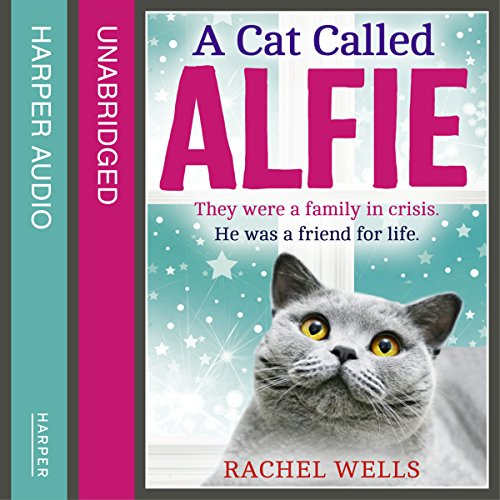 A Cat Called Alfie cover art