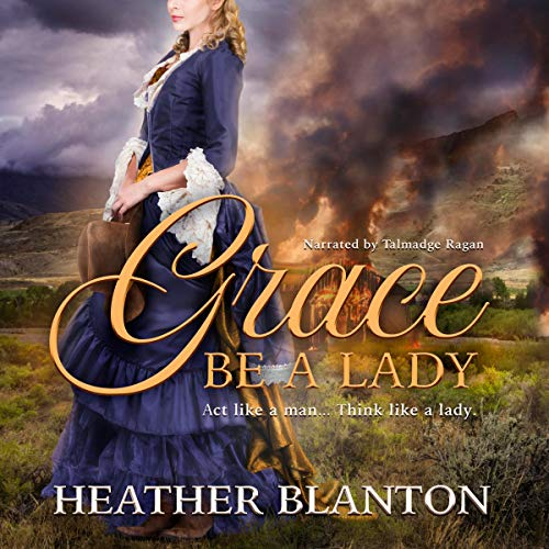 Grace be a Lady cover art