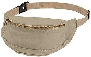 Comfort Colors Canvas Hip Bag (UK Size: One Size) (Khaki)