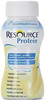 Nestle – Alimentos Resource® proteína Drink Vainilla, 200 ml, 24 unidades)