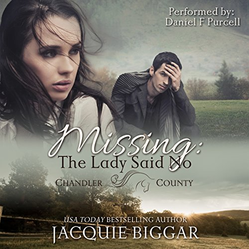 Missing: The Lady Said No audiobook cover art