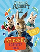 Peter Rabbit 2 Sticker Activity Book: Peter Rabbit 2: The Runaway