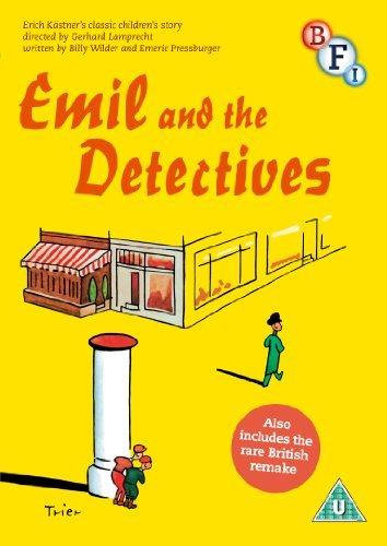 mächtig der welt Emile und der Detektiv