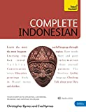 Complete Indonesian Beginner to Intermediate Course: (Book and audio support) (Teach Yourself) - Eva Nyimas
