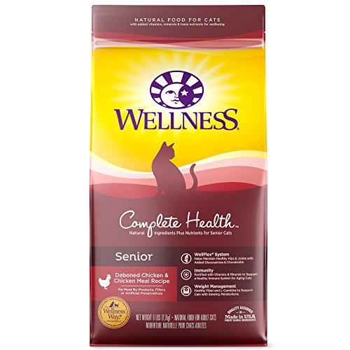 Wellness Health Natural Complete Dry Cat Food