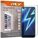 3X Protector de Pantalla para OPPO REALME 6 Pro - REALME X7 - REALME 7 Pro - REALME X9 Pro, Cristal Vidrio Templado Premium