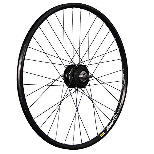 Taylor-Wheels 29 Zoll Hinterrad Laufrad Mavic XM319D Shimano Alfine SG-S7001 11G schwarz
