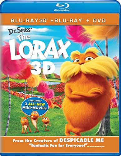 SEUSSLORAX BDC 3D DM3MC [Blu-ray]