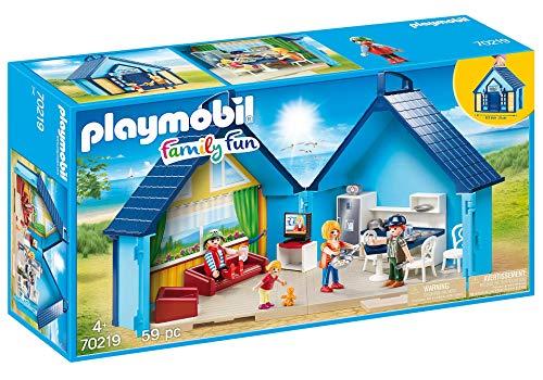 PLAYMOBIL 70219 FunPark Aufklapp-Ferienhaus